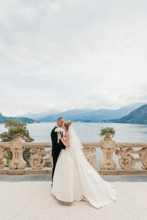 Stars on the Lake Como